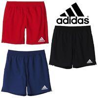 adidas 3 Stripe Kids Rugby Shorts Boys Youths Junior Sports Football Shorts SALE