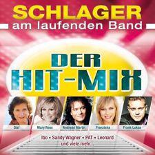 SCHLAGER AM LAUFENDEN BAND,DER HIT-MIX   CD NEUF
