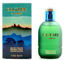 (GRUNDPREIS 199,80€/100ML) CULTURE BY TABAC 50ML EAU DE TOILETTE NATURAL SPRAY