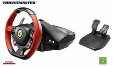 Xbox one racing wheel ferrari sport pédale de direction Pro Gamer t-master cadeau de Noël