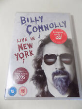 Billy Connolly - Live In New York (DVD, 2005)