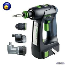 Festool battery drill C 12 Li 1.5 Set 564363 in the Systainer