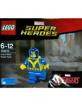 Lego Giant-Man Hank Pym Mini Figure 30610 Marvel Comics Avengers Sealed Polybag