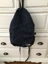 Vintage Holubar Day Pack Back Pack Backpack Bag Navy