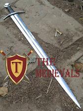 Sword of Chaos Viking Longsword High Carbon Steel Functional