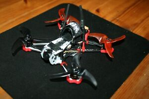 CUSTOM EMAX TinyHawk II Freestyle FPV Racing Quadcopter Drone - 20A AIO UPGRADED
