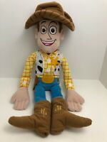 "Toy Story 3 Woody Large Plush 26"" Tall Disney Pixar Stuffed Plush Animal"