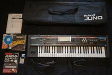 Roland JUNO-G + SRX97 keyboard synthesizer Expansion card Working Used Japan