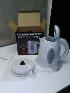 OVENTE KP72W 1.7L Cordless Electric Kettle - White