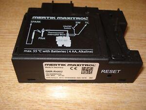 Mertik Maxitrol Remote Control Receiver G6R-R4AU
