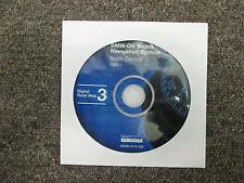 2003-2 BMW a Bordo Sistema di Navigazione North Central CD DVD Oem Factory