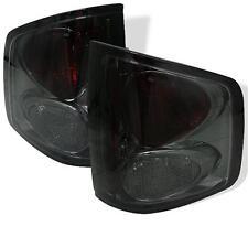 Tail Lights Chevy S10 GMC Sonoma 94-04 Isuzu Hombre 96-00 Altezza - Smoke Lens