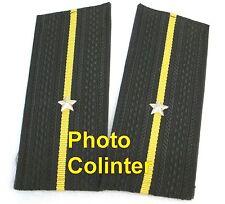 Sous-Lieutenant  Marine  Soviétique - URSS - Paire épaulettes