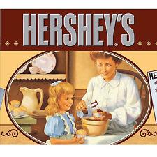 Hershey's Milk Chocolate Recipe Card Collection Box
