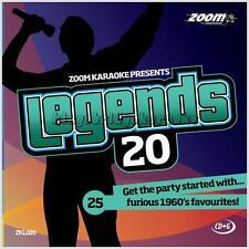 Zoom Pop Karaoke CDGs & DVDs