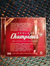 Neu 2 CD'S, Schlager Champion 2021. Das grosse Fest der Besten F. Silbereisen