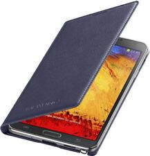 Fundas y carcasas Samsung color principal azul para teléfonos móviles y PDAs Samsung