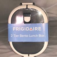 Frigidare 2 Tier Bento Lunch Box