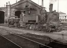 Photo / REPRO ca.13x18cm Locomotive à vapeur 98 546 et slkw 2 wien-west (agf826)