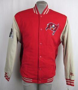 Tampa Bay Buccaneers NFL Men's Full-Zip Mid Weight Jacket