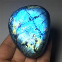 Natural Multicolor labradorite crystal polished WHOLESALE PRICE ! 2.2lb(20+Pcs
