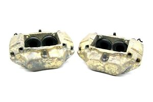 VOLVO 240 GIRLING FRONT VENTED CALIPERS UPGRADE 4 POT BMW VW ESCORT MK2 RALLY