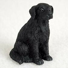 Conversation Concepts Flat-Coated Retriever Dog Figurine