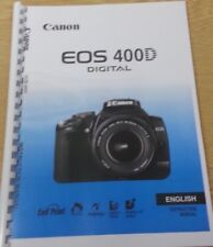 canon camera user manuals