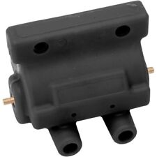 NEW USA MADE Ignition Coil For Harley Davidson 4 ohm Dual Fire Replaces 31609-80