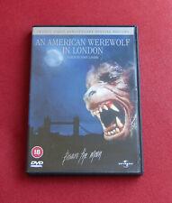 An American Werewolf In London 21st Anniversary SE - Region 2 DVD - John Landis