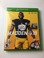 Madden NFL 19 Xbox One Brand New Factory Sealed