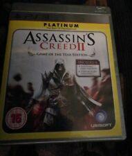 Assassins Creed II 2 Juego del Año Edición Sony Playstation 3 PS3 Juego