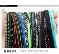 Gradient Color Colorful Round Lace Men And Women Trend Personality Outdoor Mount