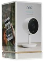 Google Nest Cam IQ Indoor Security Camera NC3100US