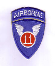 WWII - 11th AIRBORNE DIVISION (Reproduction)