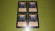 Rank and File x4 - Urza's Legacy - Magic the Gathering MTG 4x Playset