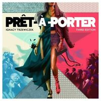 Pret-A-Porter Board Game - 3rd Edition - Award Winning Fashion Game Age 10+ New