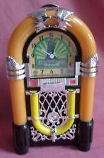 London Clock Company Jukebox Alarm Clock