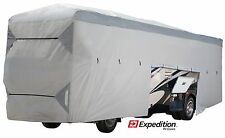 "Class A Expedition RV Trailer Cover Fits 40-42 FT. Extra Tall 135"" Height"