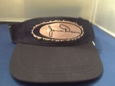 JAMES DEAN SIGNATURE OFFICIAL VISOR ADJUSTABLE ADULT SIZE HAT MOM BIRTH DAY GIFT