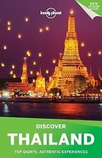 Travel Guide: Discover Thailand by Lonely Planet Publications Staff (2016,...