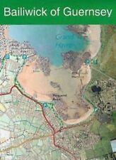 Guernsey Map Channel Islands Bailiwick of Guernsey Alderney Sark & Herm