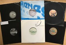 "DRUM & BASS Record Collection - 6 x 12"" Vinyl Bundle - 1998 to 2000 DRUM N BASS"