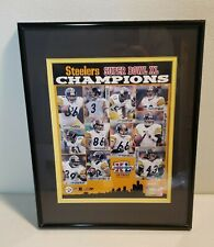 Super Bowl XL Champions Pittsburgh Steelers Champions 8x10 Photo - NFL Licensed