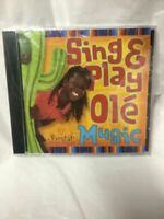 Sing & Play Ole Music (CD) W or W/O CASE EXPEDITED includes CASE