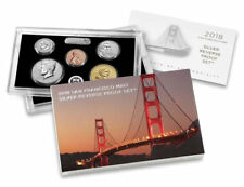 2018 S U S Mint Silver Reverse Proof with Mint Packaging 50th Anniversary Set