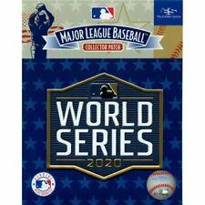 The Emblem Source  World Series MLB Official Merchandise Mini Bat Tampa Bay Rays La Dodger-2020