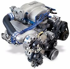 Mustang 5.0 1986-93 Vortech Polished Supercharger System V2 SI 4FA218-048SQ
