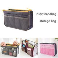 Insert Handbag Storage Bag Organizer Wallet Pad Make UP Storage Bag Tidy Travel