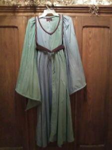 Womens Renaissance Medieval dress Garb Viking SCA
